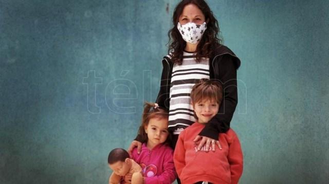 Un estudio de Unicef relevó que durante el aislamiento los niños se volvieron muy dependientes de sus padres