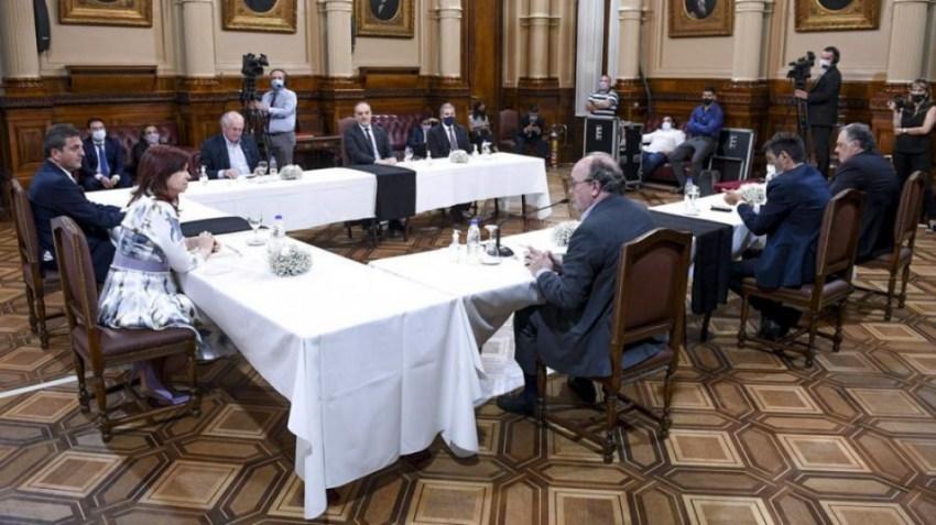 Moreau denunció que se intentó instalar un terrorismo judicial