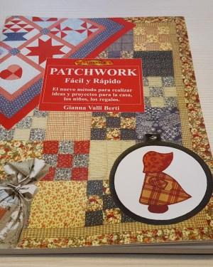 libros sobre patchwork