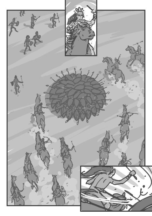 Crossroads Battle #6