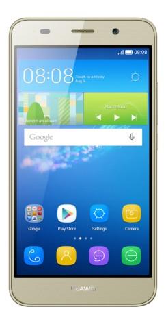 Huawei Y6, disponible en Telcel a excelente precio
