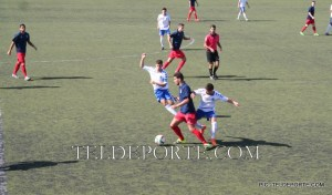 UD Telde 2 CD Tenerife B 1 tem 15-16