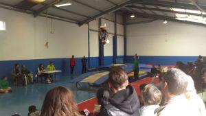 Campeonato de Promoción Base y Open trampolin