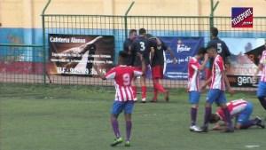 UD. Telde 3 - Atl Granadilla 0 Tercera División
