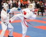 Infantil de Karate