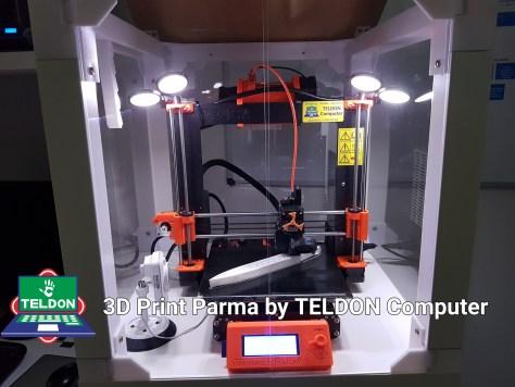 3D Print Parma by TELDON Computer