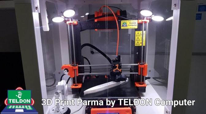 STAMPA 3D e prototipazione rapida