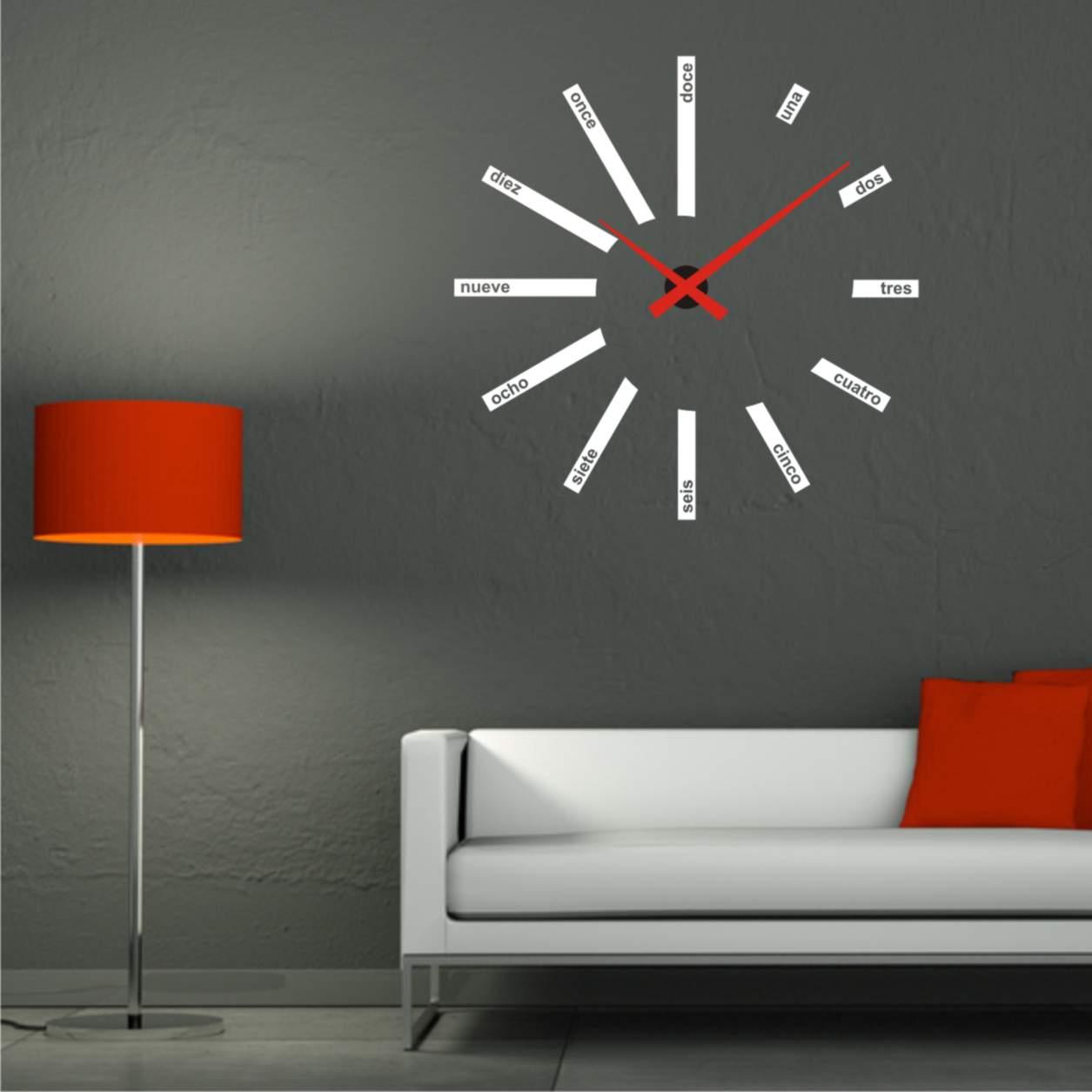 Relojes En Vinilo
