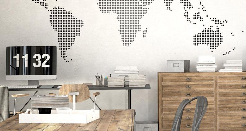 10 ideas para decorar una oficina