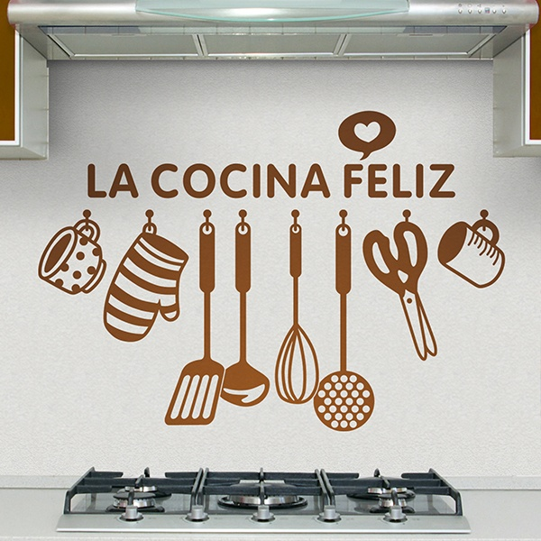 Dibujos Para Pared De Cocina