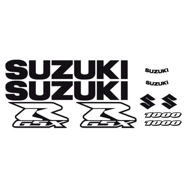 Pegatina Suzuki modelo GSX R 1000 2005-06