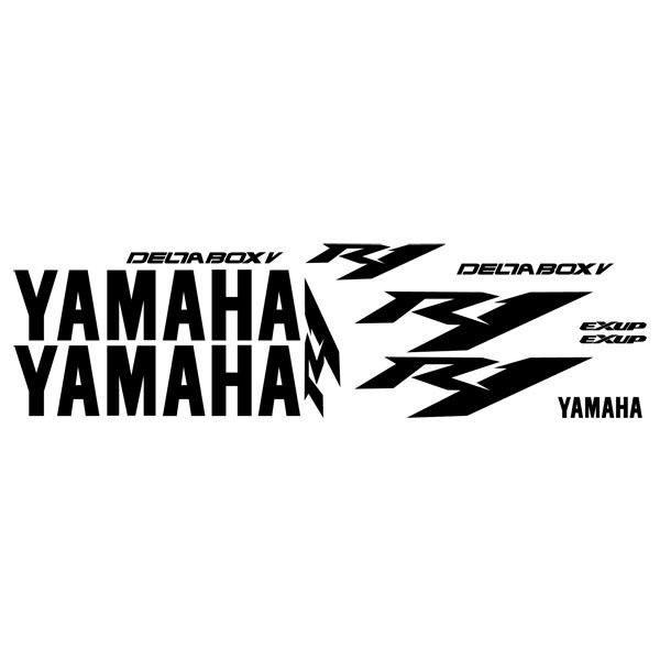 Pegatinas y Kits de Adhesivos de Moto Yamaha