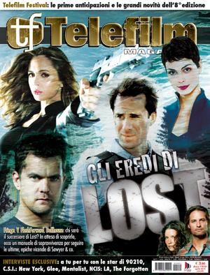 E' in edicola Telefilm magazine di aprile