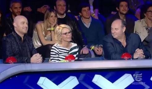 Ascolti tv di sabato 9 marzo 2013: vince Italia's got talent