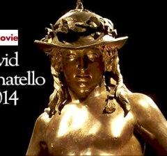 David di Donatello 2014, la premiazione in diretta su Rai Movie e differita su Rai Uno 2