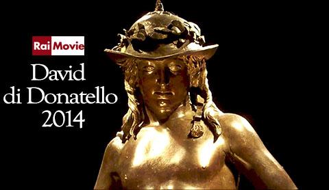 David di Donatello 2014, la premiazione in diretta su Rai Movie e differita su Rai Uno