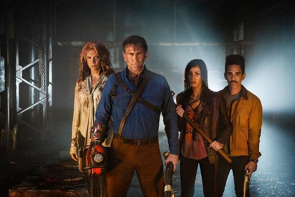 Ash Vs. Evil Dead – il primo esilarante trailer della seconda stagione!