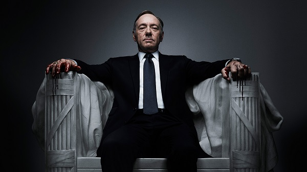 Netflix sta valutando uno spin-off di House of Cards