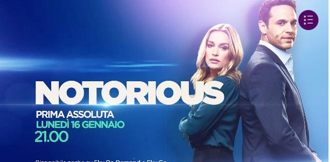 Notorius, la nuova intrigante serie Abc dal 16 gennaio su Foxlife