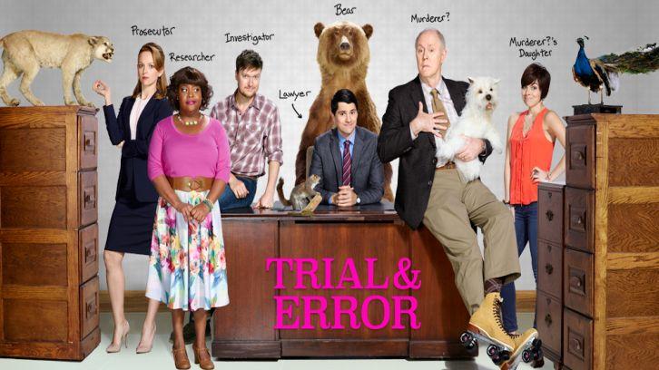 """""""Trial & error"""", la nuova comedy targata NBC dal 7 marzo negli States: ecco le foto del cast"""