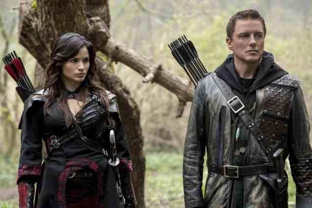 Katrina-Law-and-John-Barrowman-in-Arrow-Season-5-Finale