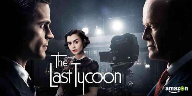 Serie tv News: trailer per The last tycoon e Raven's home