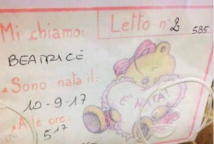 Giusy Ferreri mamma: benvenuta Beatrice!