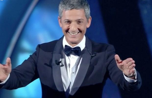 Fiorello apre prima serata Sanremo copy