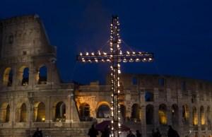 Via Crucis auditel