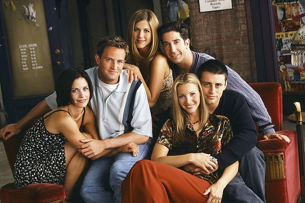 Friends: il cast in trattative per un reunion su HBO Max 1