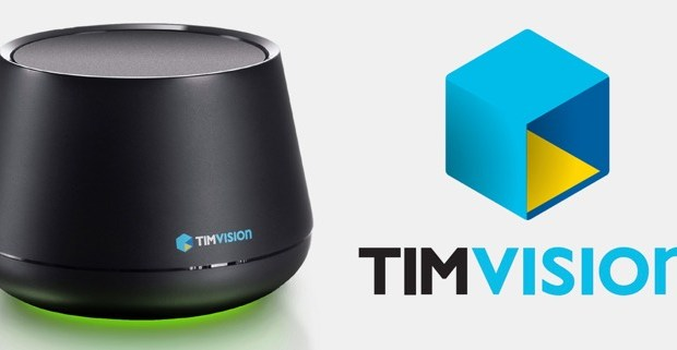 Timvision e Vision Distribution