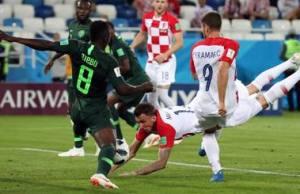 Croazia Nigeria