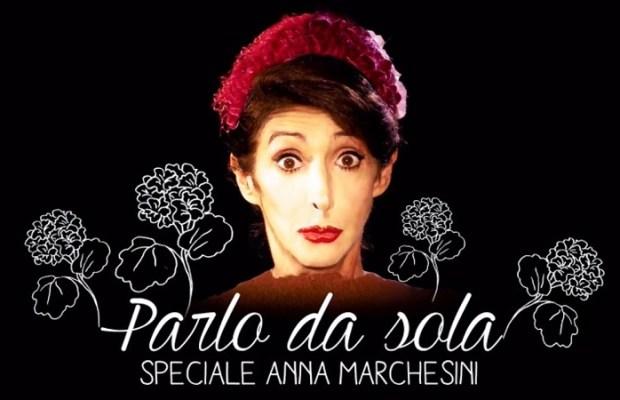 Anna Marchesini Parlo da sola