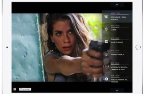 Mediaset Play schermata