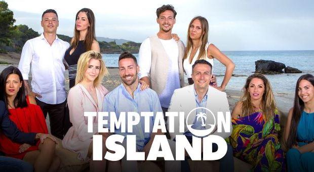 Temptation island ascolti