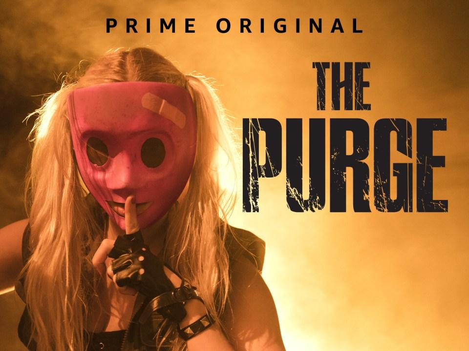 The Purge Prime video