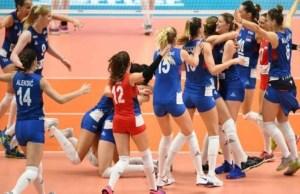 Italia-Serbia volley
