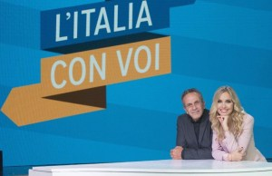 L'Italia con voi su Rai Italia
