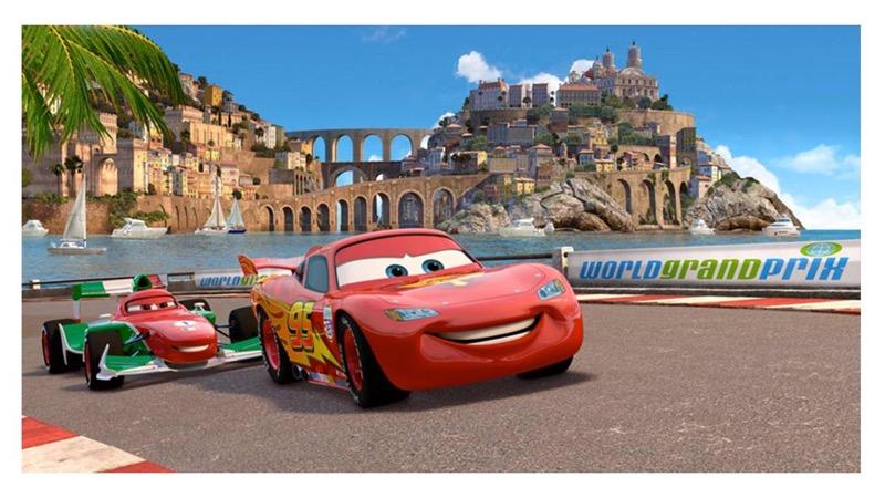 Cars 2 su Rai due