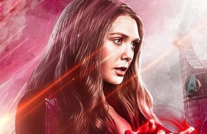 The Scarlet Witch la serie tv