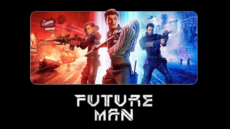 Future Man Prime Video
