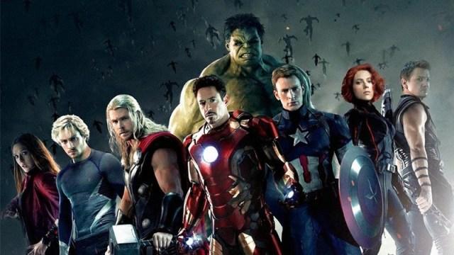 Avengers - Age of Ultron Rai due