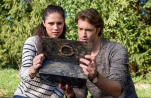 Joshua e Denise trovano il tesoro nascosto