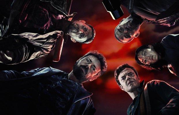 The Boys: Karl Urban ha terminato le riprese, la seconda stagione a metà del 2020 1