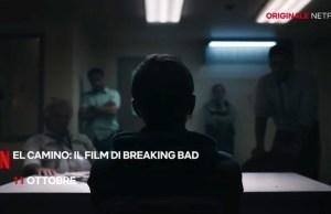 El Camino Netflix copy