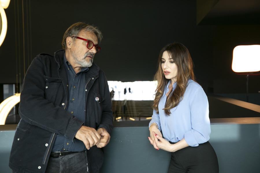 Illuminate 2 Sabrina Impacciatore e Oliviero Toscani