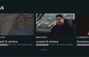 Le soap di Canale 5 on demand su Sky