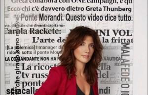 Valentina Petrini conduce Fake su NOVE