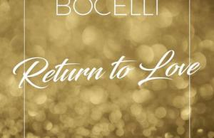 Return to love di Andrea Bocelli