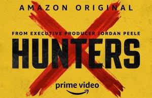 Hunters Al Pacino Prime Video poster